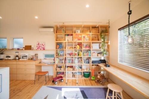 アーキホームライフの注文住宅「自然で温かみのあるお家」