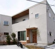 京都の工務店アトリエイハウズの住宅2