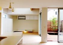 ハウスメーカー「ビルド・ワークス」の京都の施工例1