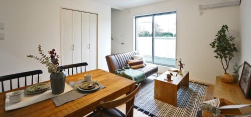 大栄ホームの注文住宅「屋上のお庭で自然を感じられるお家」