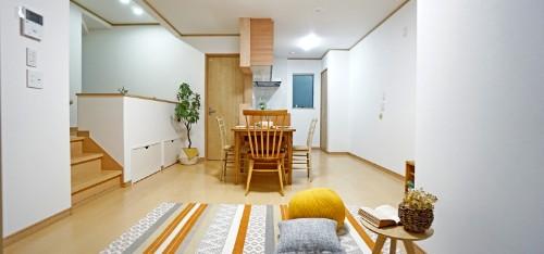 大栄ホームの注文住宅「便利な収納で散らからない」