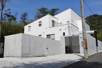 京都の注文住宅会社「デザインファースト」の施工事例1
