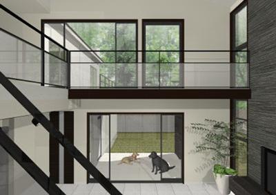 京都の注文住宅会社「デザインファースト」の施工事例2