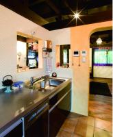 キッチン・ダイニングデザインが目を引く京都の注文住宅5