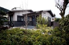 外観デザインがおしゃれな注文住宅in京都3