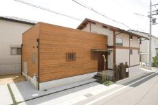 外観デザインがおしゃれな注文住宅in京都4