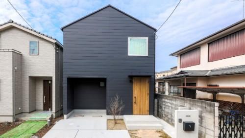 glazzoの注文住宅「コンパクトでシンプルなデザイン」