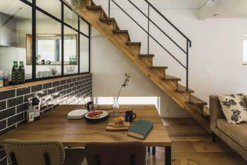 glazzoの注文住宅「まるでカフェのような雰囲気で落ち着けるお家」