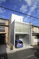 京都の注文住宅会社、ハウスキューブの施工事例1