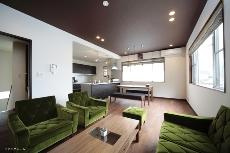 京都の注文住宅会社、ハウスキューブの施工事例2