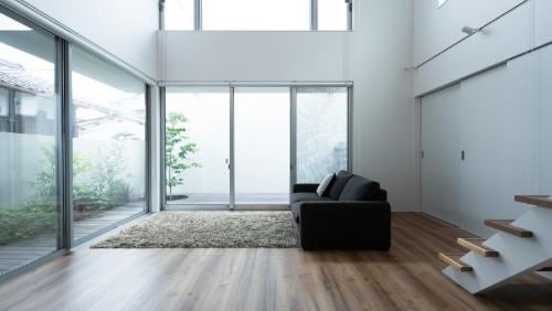 KADeLの注文住宅「開放感があり、自然を感じられるお家」