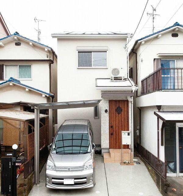 京都の注文住宅会社「木村工務店」の施工事例2
