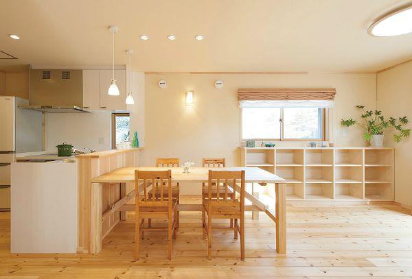 京都の注文住宅会社「木村工務店」の施工事例3