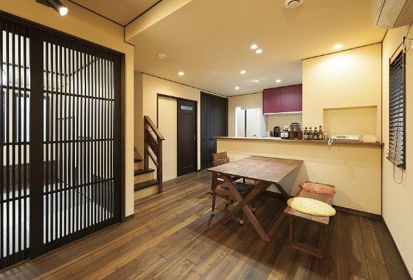 京都の注文住宅会社「木村工務店」の施工事例4