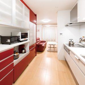 エルハウジングの注文住宅「コンパクトなのに便利な住宅」