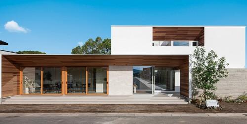 ハウス不動産の注文住宅「区切りを意識市内設計で広々とした空間に」