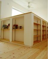 バルコニー・デッキ・オープンスペースのデザインが素敵な京都の注文住宅5
