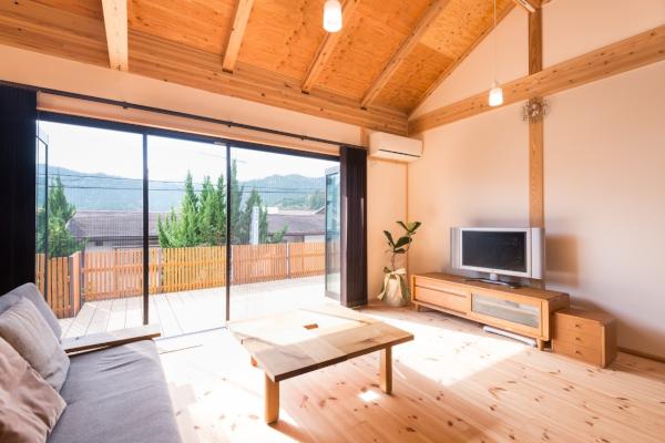 流体計画による京都の注文住宅施工例3