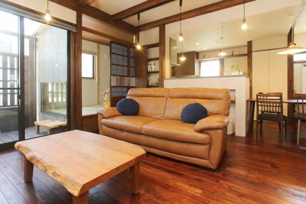流体計画による京都の注文住宅施工例5