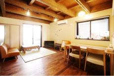 流体計画による京都の注文住宅施工例1