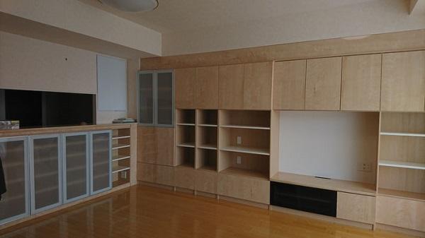 タクミ建設の注文住宅「壁面収納をたっぷりと設けたお部屋」
