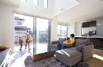 トヨタホームによる京都の注文住宅施工例1