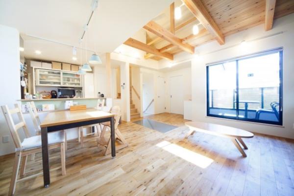 京都の注文住宅会社「ゼン・コーポレーション」の施工事例4