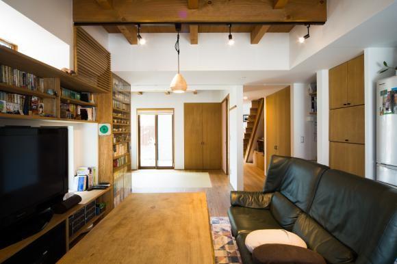 京都の注文住宅会社「ゼン・コーポレーション」の施工事例5