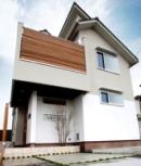 京都の注文住宅会社ゼン・コーポレーションの施工事例1外観